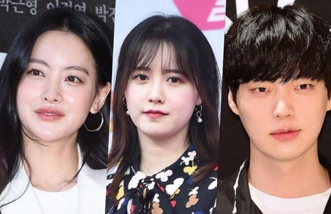 Oh Yeon Seo kiện Goo Hye Sun vì bị nghi là kẻ cướp chồng